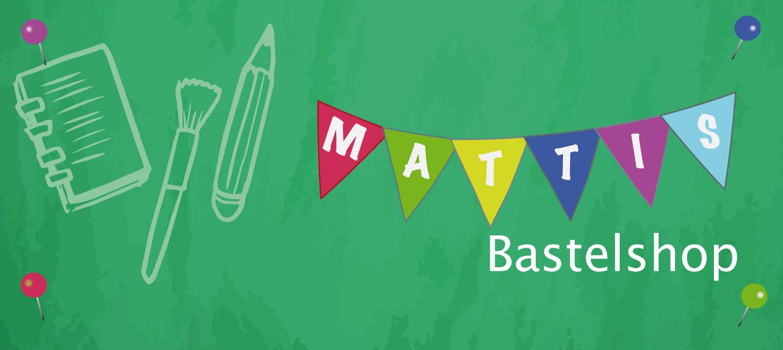 Mattis Bastelshop-Logo