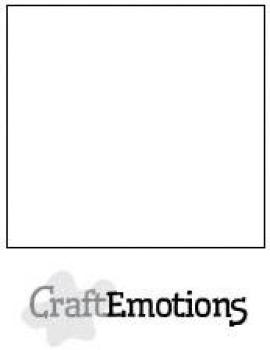 CraftEmotions Cardstock in 12''x12'' - Weiß - LC-02