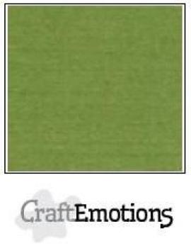 CraftEmotions Cardstock in 12''x12'' - Moos - LC-45
