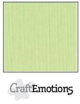 CraftEmotions Cardstock in 12''x12'' - Kiwi - LC-21