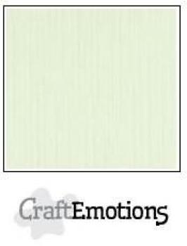 CraftEmotions Cardstock in 12''x12'' - Hellgrün - LC-34