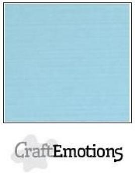 CraftEmotions Cardstock in 12''x12'' - Hellblau - LC-08
