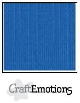CraftEmotions Cardstock in 12''x12'' - Signalblau - LC-15