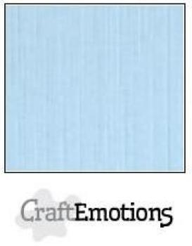 CraftEmotions Cardstock in 12''x12'' - Azurblau - LC-14