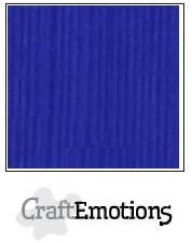 CraftEmotions Cardstock in 12''x12'' - Kobaltblau - LC-55