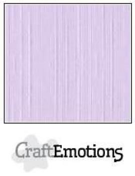 CraftEmotions Cardstock in 12''x12'' - Lavendel Pastell - LC-59