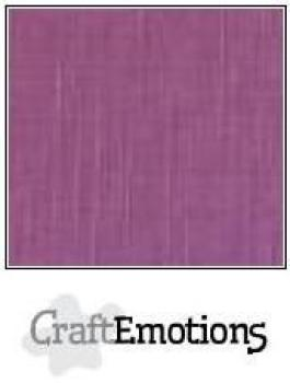 CraftEmotions Cardstock in 12''x12'' - Lila - LC-13