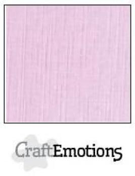 CraftEmotions Cardstock in 12''x12'' - Pastell Lila - LC-19