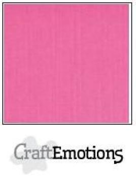 CraftEmotions Cardstock in 12''x12'' - Magenta - LC-41