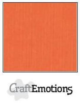 CraftEmotions Cardstock in 12''x12'' - Orange - LC-23