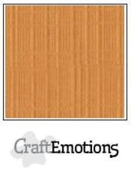 CraftEmotions Cardstock in 12''x12'' - Toffee - LC-91