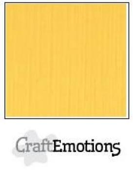 CraftEmotions Cardstock in 12''x12'' - Gold - LC-22