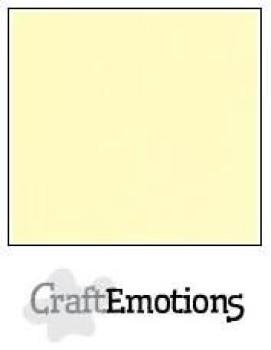 CraftEmotions Cardstock in 12''x12'' - Gelb - LC-32