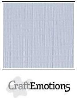 CraftEmotions Cardstock in 12''x12'' - Diamantweiß - LC-100