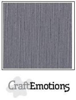 CraftEmotions Cardstock in 12''x12'' - Granitgrau - LC-74