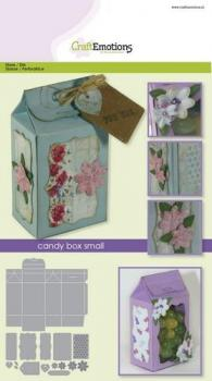 CraftEmotions Die - Candy Box small