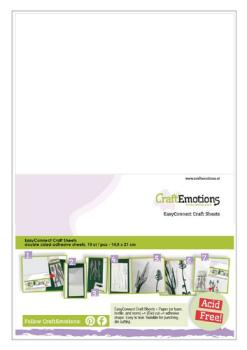 CraftEmotions EasyConnect Craft Sheets - DIN A5