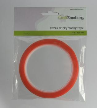 Tacky Tape 6 mm Breite