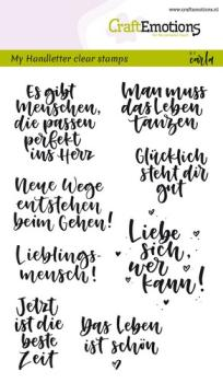 CraftEmotions - Handletter - Quotes - Zitate2