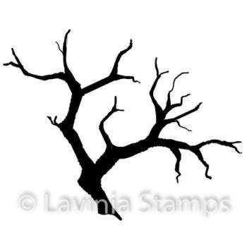 Lavinia Stamps - Branch Miniature