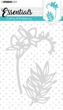Studio Light Embossing Die Cut - Stencil Essentials Nr.260