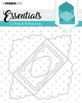 Studio Light Embossing Die Cut Stencil Essentials Nr. 319