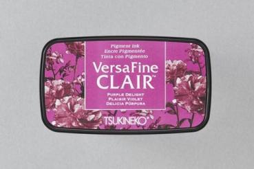 VersaFine CLAIR Stempelkissen - Purple Delight