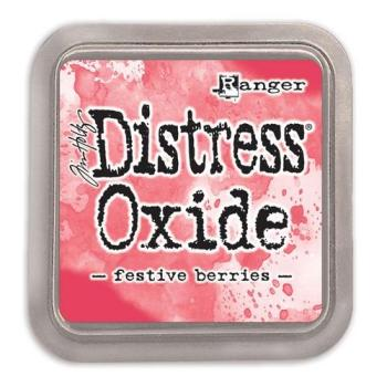 Ranger Distress Oxide - Festive Berries TDO55952