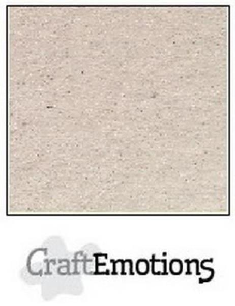 CraftEmotions Cardstock in 12''x12'' - Kraft Kreide