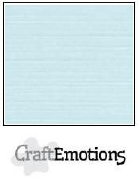 CraftEmotions Cardstock in 12''x12'' - Baby Blue - LC-35