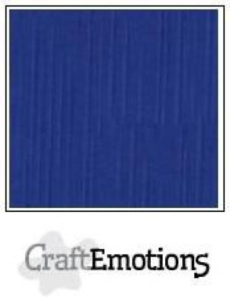 CraftEmotions Cardstock in 12''x12'' - Blau - LC-46