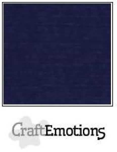 CraftEmotions Cardstock in 12''x12'' - Dunkelblau - LC-05