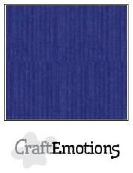 CraftEmotions Cardstock in 12''x12'' - Saphierblau - LC-56