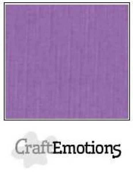 CraftEmotions Cardstock in 12''x12'' - Lila - LC-24