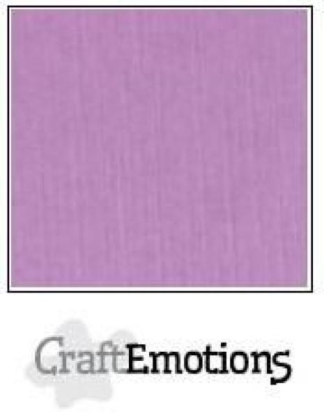 CraftEmotions Cardstock in 12''x12'' - Lila - LC-33