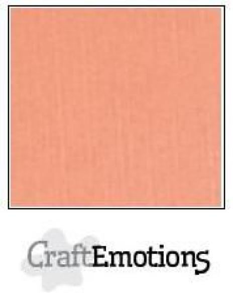 CraftEmotions Cardstock in 12''x12'' - Lachs - LC-43