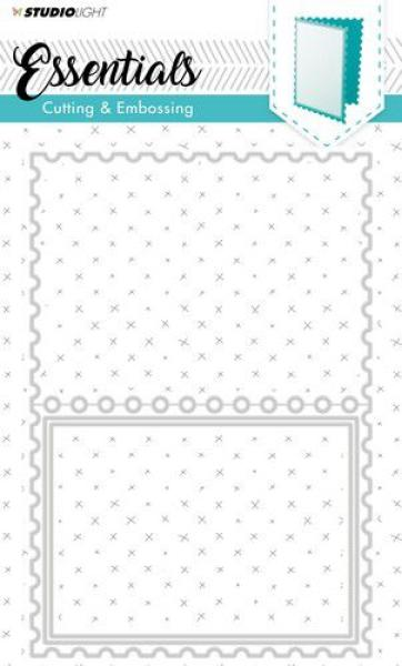 Studio Light Embossing Die Cut - Stencil Essentials Nr.167