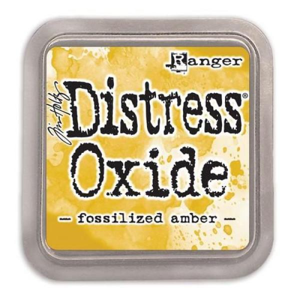 Ranger Distress Oxide - Fossilized Amber TDO55983