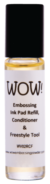 WOW! Embossing Ink Pad Refill Freestyle Tool
