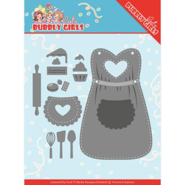 Yvonne Creations - Bubbly Girls Party – Apron